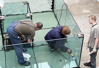 Изготовление аквариумов своими руками фото
